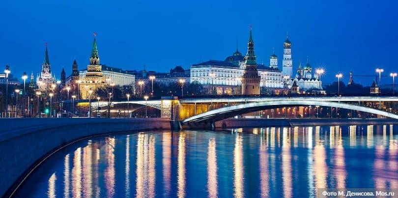 Гости и жители столицы смогут путешествовать по Москве-реке. Фото: mos.ru