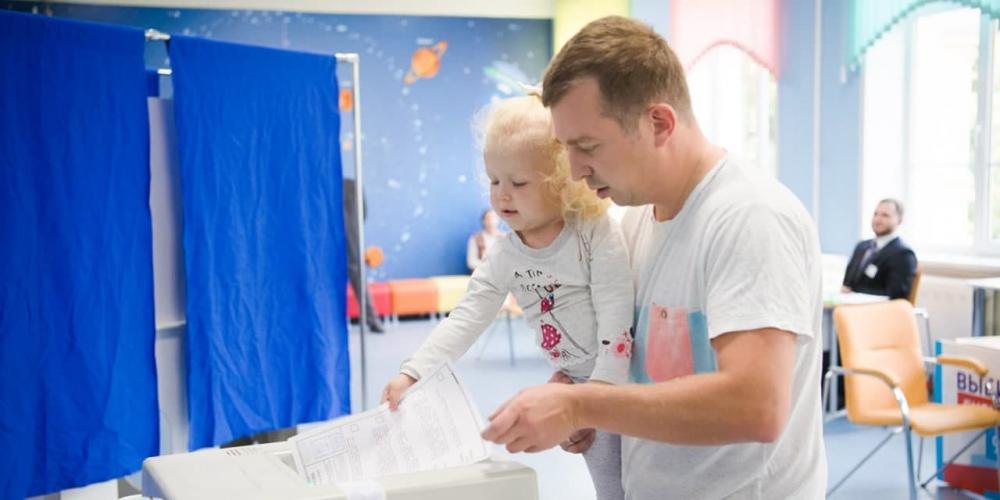 В Корпус наблюдателей для работы на выборах в сентябре вступили 16 тысяч человек. Фото: Фото: Е. Самарин mos.ru