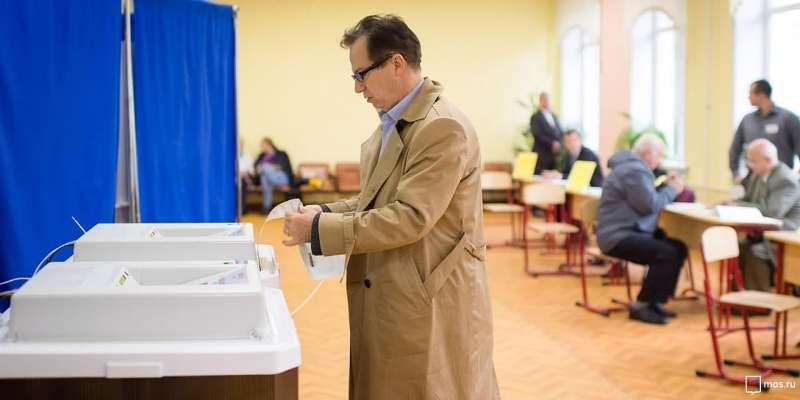 Наблюдатели из Общественного штаба заканчивают подготовку к выборам. Фото: mos.ru