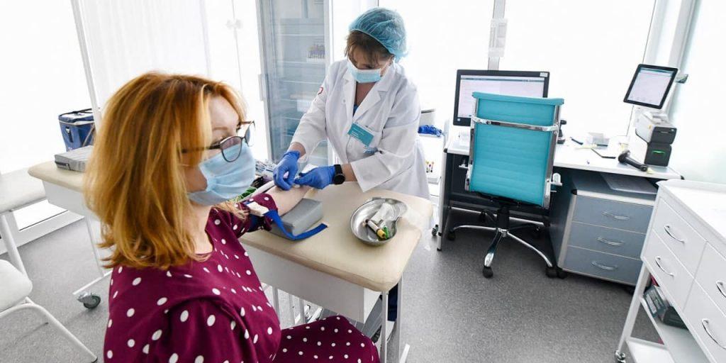 Диагностика в «Здоровой Москве» позволяет предотвращать серьезные заболевания. Фото: Ю. Иванко mos.ru